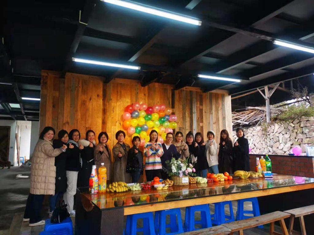 绿环园林三八妇女节活动